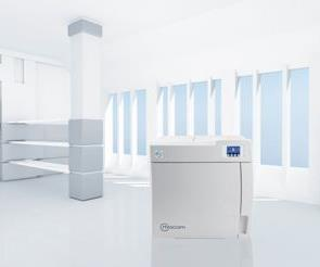 S Classic Autoclaves are electronically controlled and equipped with a stainless steel sterilisation chamber.