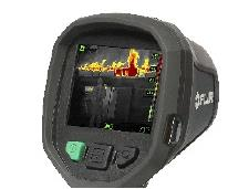 FLIR K50 provides clear and detail rich images of 320x240 pixels.