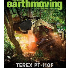 The all new Terex PT-110 Forestry!