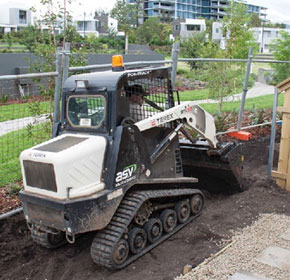 Terex PT-30 Contractor Profile | United Landscaping