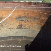Raw water tank corrosion protection | Murray Shire Council