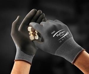 """Protective gloves play a critical role in the reduction of hand injuries, reducing risk by as much as 60 per cent."""