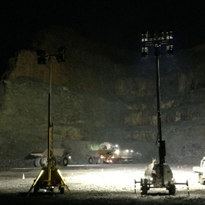 LED lighting the future for mine safety