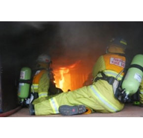Temperature measurement in fire – NSW Rural Fire Service