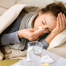 Sharing flu symptoms 'for the greater good'