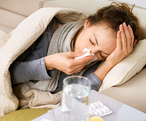 Flutracking asks residents of Australia to complete a 10-second weekly online survey about whether they are experiencing flu-like symptoms.