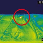 Thermal cameras help pinpoint coal self-combustion hazards