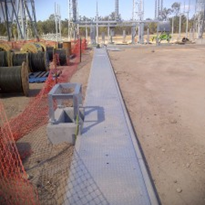 Kenro pit lids have substations covered