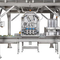 Filling System | Tramper F-360 | Packaging & Filling Systems