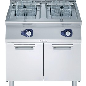 2 Well gas freestanding Fryer (371071)