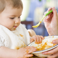 Mums 'lack advice' on baby nutrition
