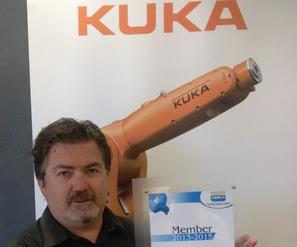 Greg Sale Managing Director of KUKA