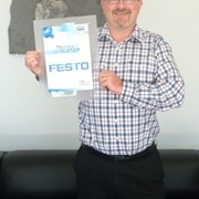 Leading automation technology company Festo joins APPMA