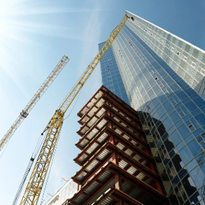 Commercial construction confidence holds steady in June quarter