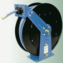 Quality hose reels 'a must' for pressure cleaning