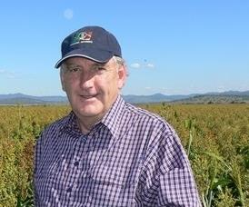 Keith Harris, GRDC Northern Region panellist, Quirindi.