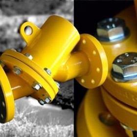 Slurry Ball Check Valves | Upwey MAXI-Check