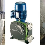 Abrasion-resistant hose pumps solve mine's copper sulphate problem