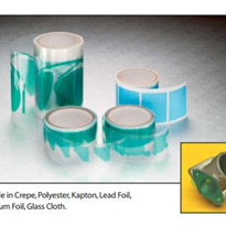 Masking tape solutions for painting, powder coating and electrocoating