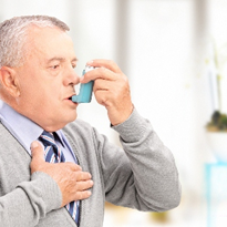 Respiratory condition mortality rates 'declining substantially'