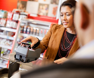 Contactless payment is expected to become the norm in the short term future.