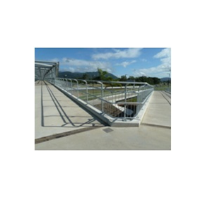 Moddex balustrading used for Bruce Hwy project