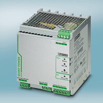 New power supply for frequency inverters