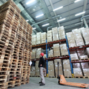 Driving supply chain efficiency through national pallet process