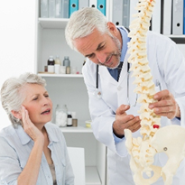Osteoporosis reported in 15% of women and 3% of men aged over 50