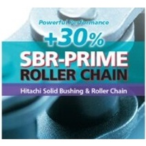 GB Power Transmission launches the new SBR-Prime series from Hitachi