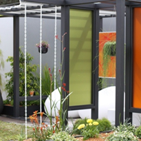 PERSPEX® Frost at the Australian Garden Show