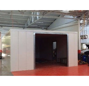 Eliminating noise with modular sound enclosures