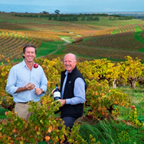 Iconic wine label Hardys signs Glenn McGrath as cricket ambassador