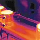 Thermal imaging cameras in the food industry