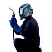 Selecting the right helmet for welding