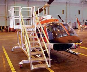 Helicopter Maintenance Platforms