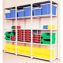 Keeping track of small parts with the right storage solutions