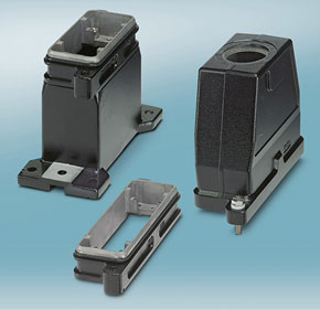 Connectors for extreme conditions of use