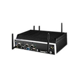 Surveillance Fanless Embedded Box PC - ARK-2250R