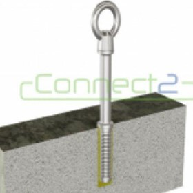 Connect2 Ballast Roof Concrete Fix Anchor (Standard) CA400