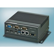 Compact and fanless quad-core box PC