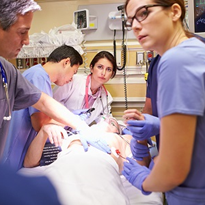 Improving emergency department efficiency: a case study
