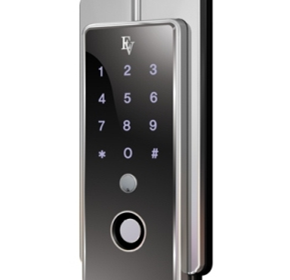 Digital Deadbolt | Laser Touch-Screen