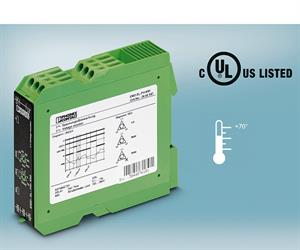 The new EMD-SL-PH-690 monitoring relay from Phoenix Contact