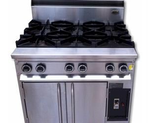 Every kitchen needs a sturdy and reliable stove-oven. (Supplier: Petra Equipment)