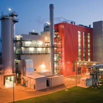 Waste-to-energy incinerators used as a clean fuel source
