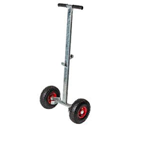 When to use a galvanised trolley