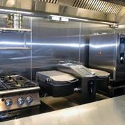 Supernormal's kitchen equipment fit-out