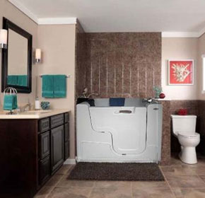 Case Study: walk-in baths for intellectual disability group home