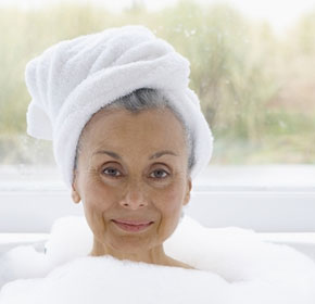 What aged care and disability bodies use Windsor Walk-in Baths?